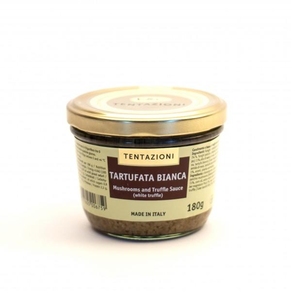 Salsa Tartufata Bianca (Pilze und Trüffel) - 180g