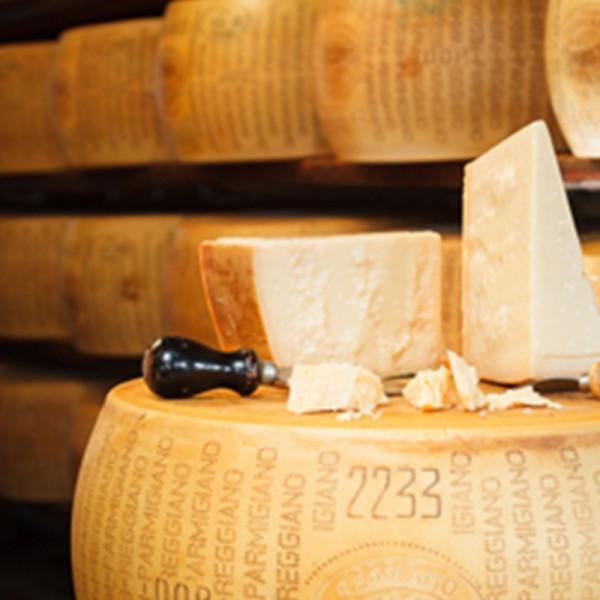 Parmigiano Reggiano 36 Monate Reifung